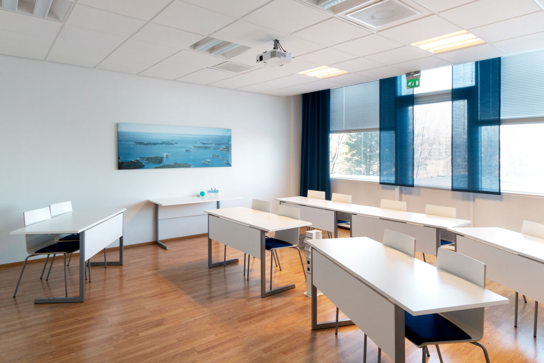 Toimitilat Espoo | sisäkuva | koulutustila